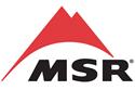 Logo de la marca MSR