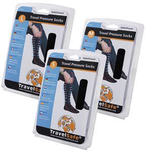 Imagen de TRAVEL SAFE Calcetines de presión.